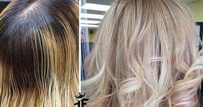Haare färben ohne Schäden: Das verspricht dieses Shampoo!