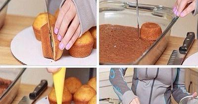Außergewöhnliche Muffins