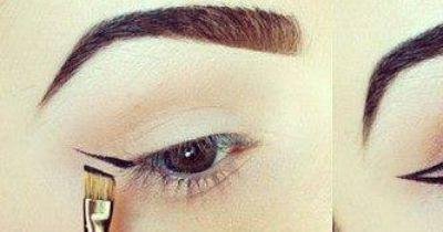 DIY: Der perfekte Eyeliner-Strich