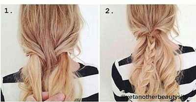 Die perfekte Frisur für den Sommer