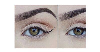 DIY: Der Winged-Eyeliner