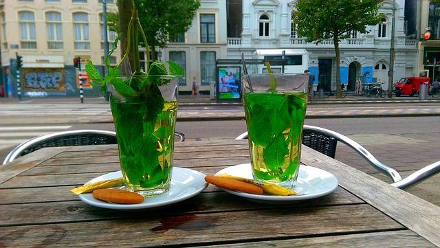 Limonana:  Das perfekte Getränk an heißen Sommertagen