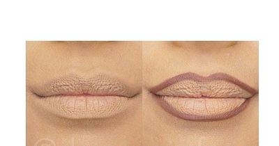 Traumhafte Lippen in nur 4 Schritten