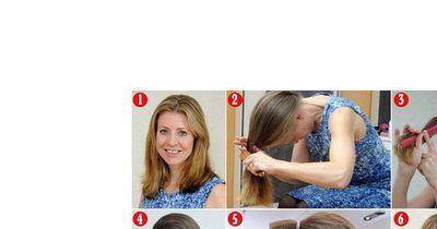 Mit diesem Trick kannst du dir deine Haare selbst schneiden!