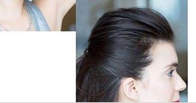 Der 5 Sekunden Trick gegen platte Haare