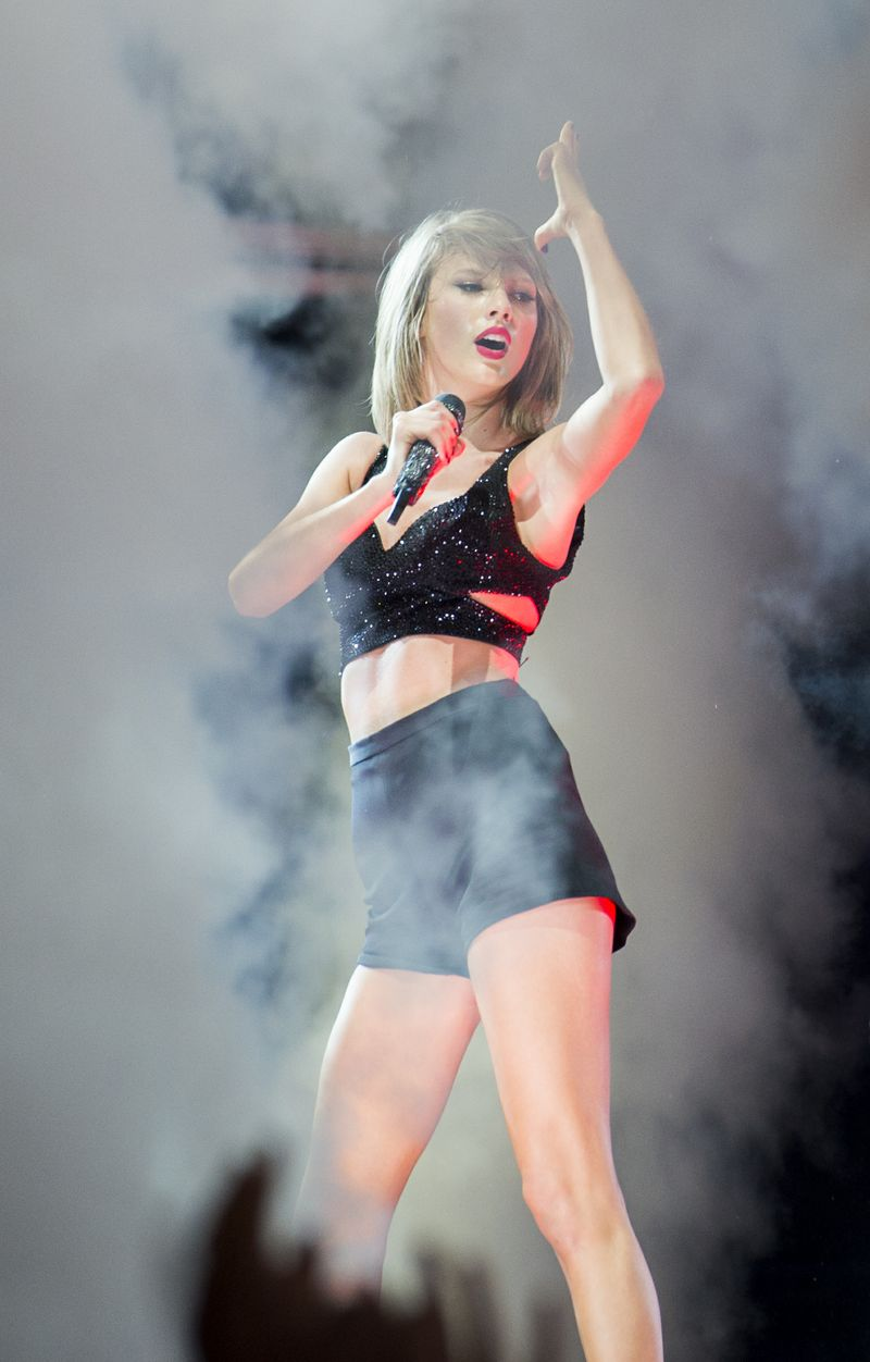 Taylor Swifts Workout-Routine