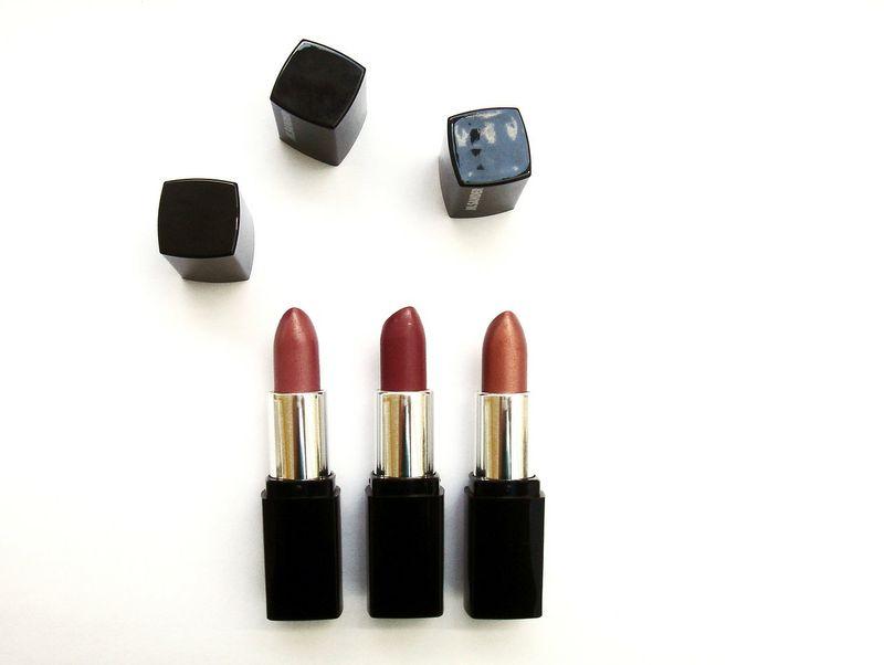Lippenstiftreste verwerten