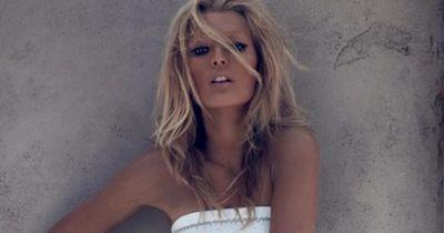 Huch! Was macht Topmodel Toni Garrn denn da?