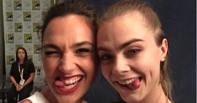 Die Königin der lustigen Selfies.