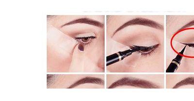 So gelingt dir der perfekte Cat-Eye-Eyeliner!