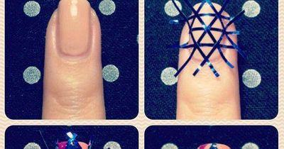Trick für deine Nägel