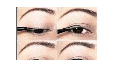 Schritt für Schritt zum perfekten Eyeliner-Strich