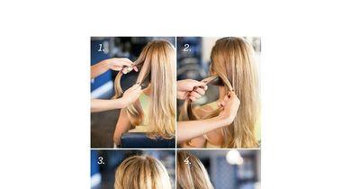 Einzigartiger Haarkranz
