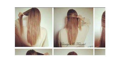 Die 1-Minuten Frisur