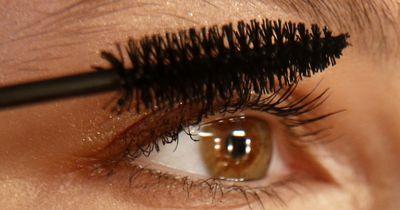 Ein verführerisches Augen-Make-Up