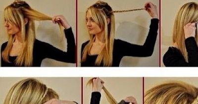 Die perfekte Alternative zu offenen Haaren