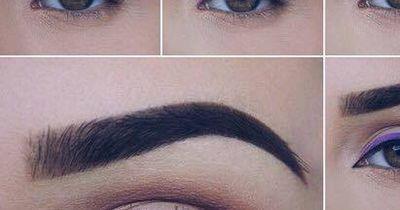 Glamouröses Make-up in nur zwei Minuten!