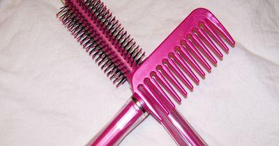 Kann eine Bürste deine Haarstruktur schädigen?