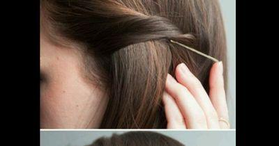 Dieser Trick macht deine Frisur immer perfekt!
