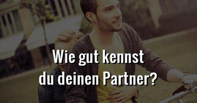 Test: Wie gut kennst du deinen Partner?