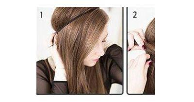 In nur 3 Schritten zu dieser bezaubernden Frisur