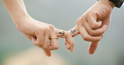 Die schönsten Paar-Tattoos