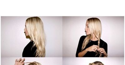 Die perfekte Frisur für einen Bad-Hair-Day