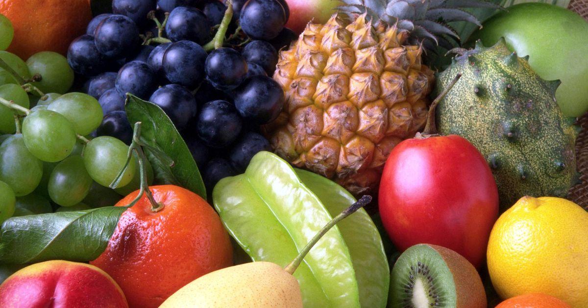 Abends Obst Essen