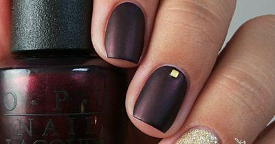 Matte Ombre-Nails in nur fünf Schritten