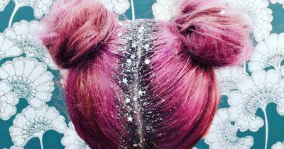 Der neue Trend um euren Haaransatz zu verstecken