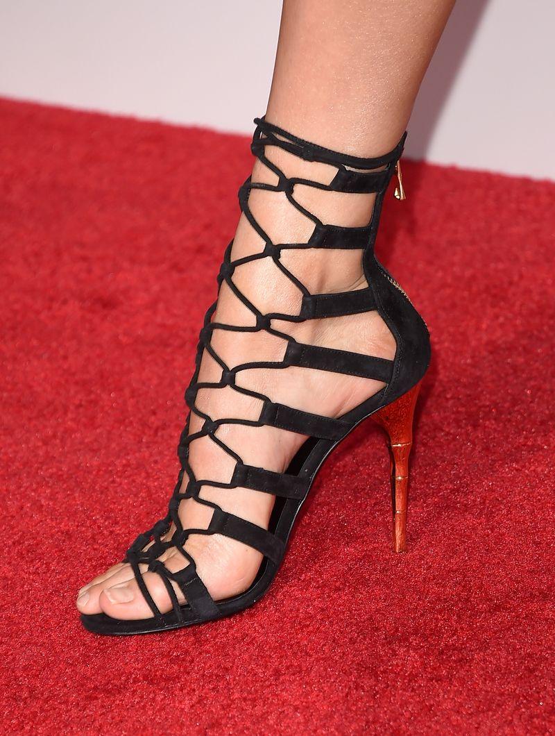 high heels blasen