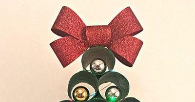 Der etwas andere Weihnachtsbaum