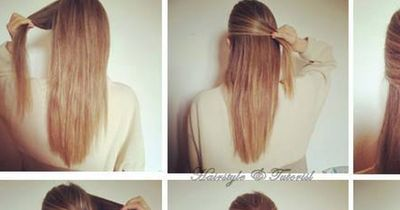 Die perfekte Frisur in nur einer Minute