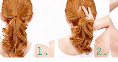 Die perfekte Frisur für die Festtage - in nur 5 simplen Schritten!