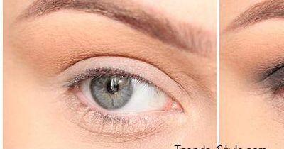 In nur zwei Minuten zum perfekten Augen-Make-Up