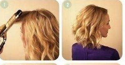 Wunderschöner Flechtdutt - auch für kurze Haare perfekte geeignet!