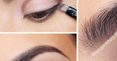 Elegantes Augen-Make-Up für jeden Anlass