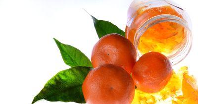 Mandarinen-Marmelade