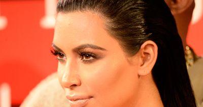 Sleek-Hair wie Kim Kardashian