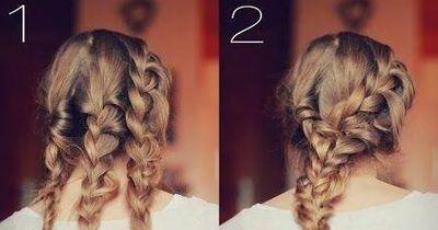 Die schönste Frisur für den Alltag