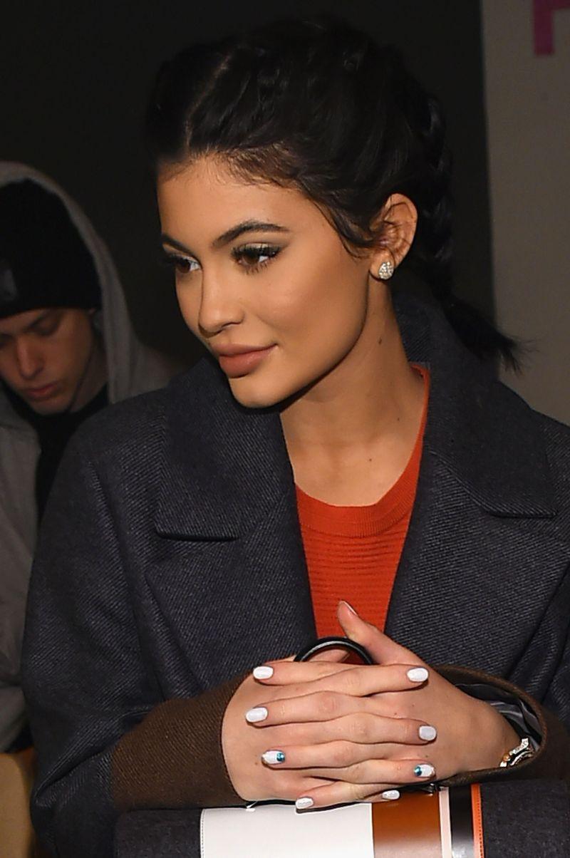 Lippen wie Kylie Jenner