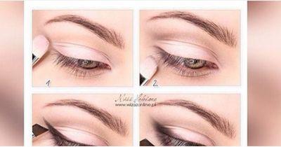 Dieses Makeup lässt euren Blick strahlen