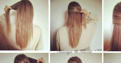 Die perfekte 1-Minuten-Frisur