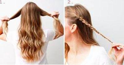 Die 5 Minuten - Frisur!
