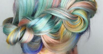 Wird diese verrückte Frisur jetzt zum Trend?
