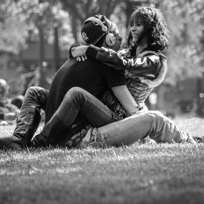5 Stufen der Dating-Beziehungen