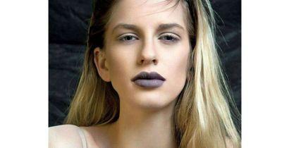 Beautytrend: Grauer Lippenstift