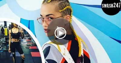 Rita Ora hat eine Kollektion für Adidas entworfen