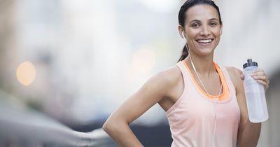 Der neueste Workout-Trend aus den USA: Airdrum!