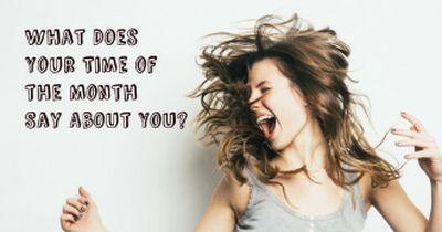 Was verrät deine Periode über dich?